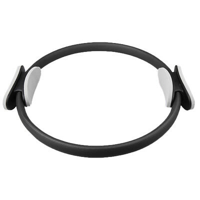 Pilates Yoga Resistance Ring Gymnastic/Aerobic Fitness Exercise Circle Black