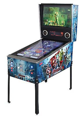 Arcade Rewind Virtual Pinball 863 Games with 24mth Warranty Free Shipping