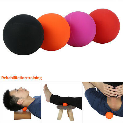 Deep Tissue Massage Lacrosse Ball for Myofascial Release Trigger Point Therapy