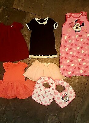 baby girl small bundle 0-3 months
