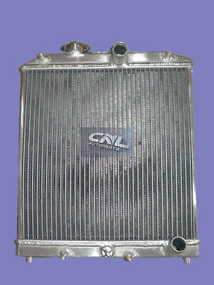 Race Full Aluminum Radiator Honda Civic EK EG 1992-2000 DEL SOL 1993-1997 MT