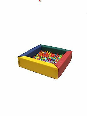 Soft Play Children Ball Pool Fun Play 4ftx4ft free inner mat Activity Item
