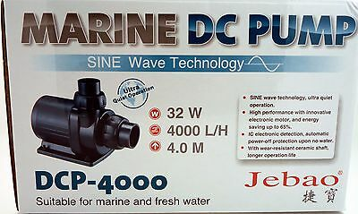 Jebao DC marine DC return water pump controller DCP 3000 4000 5000 6500
