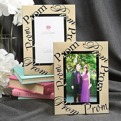 Two Tone Gold Prom Frame - Graduation Gifts / FC-12536