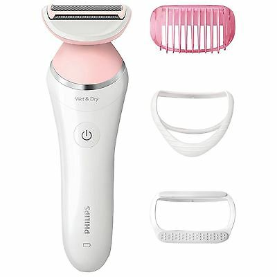 Philips SatinShave Wet & Dry Women's Electric LadyShave Rechargeable Foil Shaver