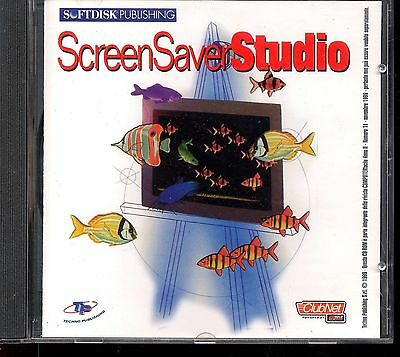 ScreenSaver Studio - Software creazione Screensaver - Per Win 98 - In italiano