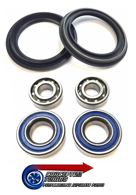Genuine Nissan King Pin Bearing Set with Seals -Fit- R32 GTS-T Skyline RB20DET