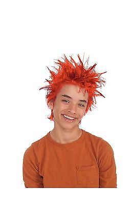 Light Costume Hair Color Gel Fire Red One Size