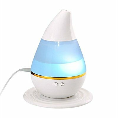 Essential Air Humidifier Mini Colorful Oil Diffuser Cool Mist Humidifier Usb ...