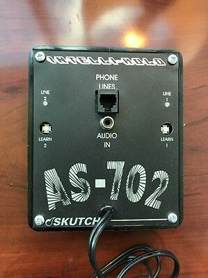 Skutch AS-702 On-Hold Music Adapter