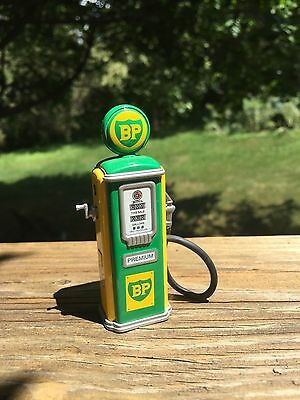 British Petroleum Oil Company Vintage Gas Pump Model - Near Mint