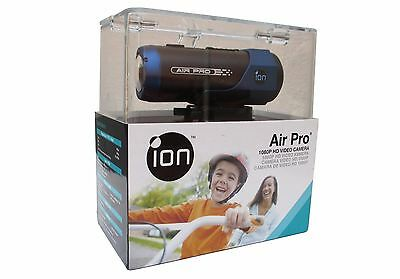 iON Air Pro 1080p HD Waterproof Action Video Camera 1014W - New & Sealed