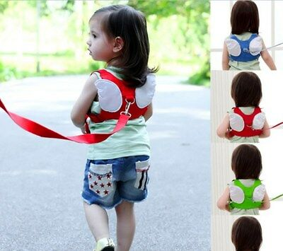 New Baby Toddler Safety Steps Leash Kids Walking Child Belt Harness Sure Steps