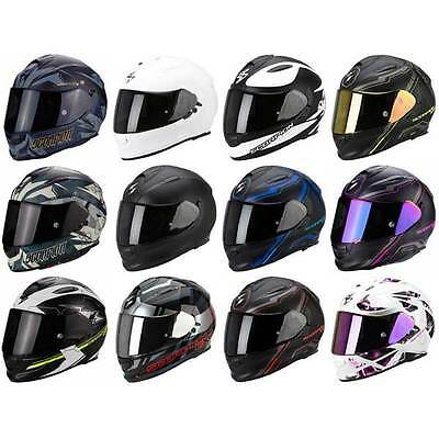 Scorpion EXO 510 EXO510 Air Full Face Motorcycle Motorbike Helmet All Colours
