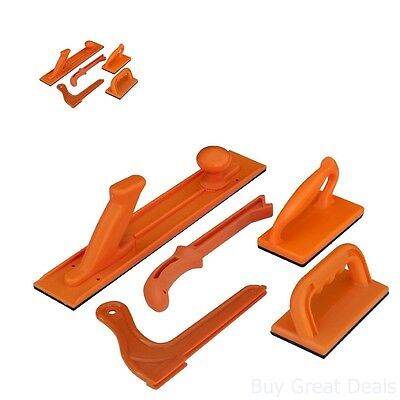 Powertec 71009 Table Saw Accessories Safety Push Block And Stick Package