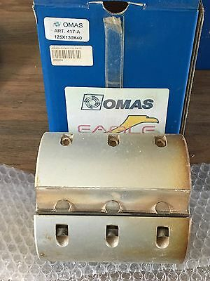 OMAS Eagle Light Alloy Planer Block  d=40 D=125  B130mm with blades