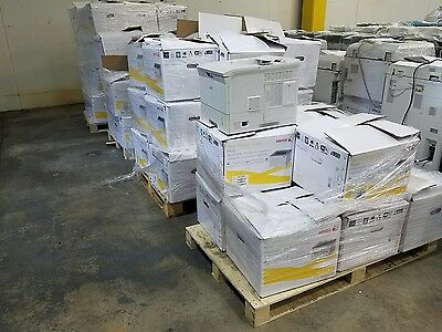 Lot of (60) Xerox Phaser 3500 printers