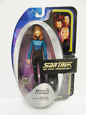 Star Trek The Next Generation Dr. Beverly Crusher Figure Diamond Select