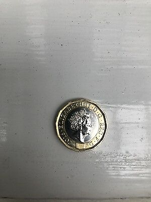 New £1 One Pound Coin: Incorrect Release Date 2016