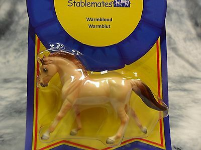 Breyer NIP * Warmblood * 6026 Dun Cantering New SM Stablemate Model Horse