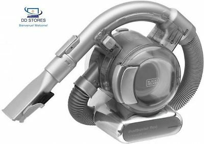 Black Decker PD1820LF Flexi Aspirateur à main avec extension