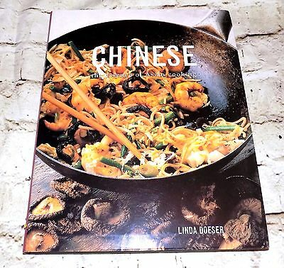 Chinese The Essence of Asian Cooking Cookbook by Linda Doeser 2001 Paperback