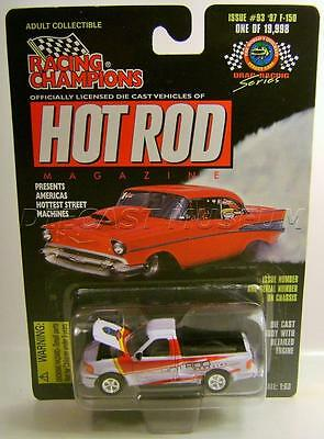 Racing Champions Hot Rod Magazine 1940 Custom Delivery Issue #120 Diecast 1:57 Scale