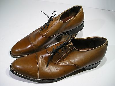 Awesome Stacy Adam Trademark Since 1875 Oxfords Shoes Men's Size 11.5