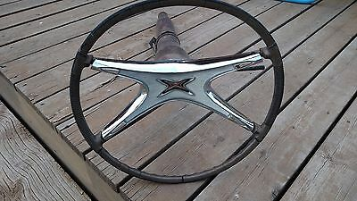 Dodge Matador Phoenix Steering Wheel 1960 Only