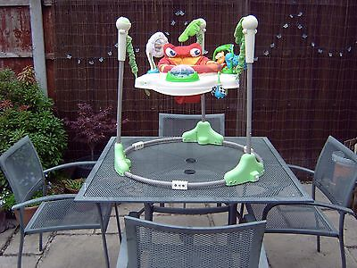 Fisher Price  Rainforest Jumperoo, very  good condition &  fully working