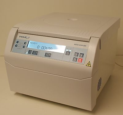 VWR / Thermo Scientific Mega Star 600 Bench Top Centrifuge & Accessories