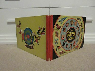 The Topper Book 1956- , VGC-like Beano-Dandy-Rare