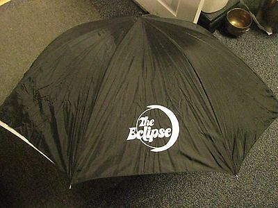 """Photography Item: Eclipse Photography Umbrella 41"""" approx.  Black & White"""