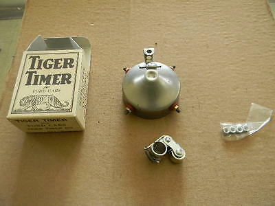 Model T Ford New Tiger Timer In Box With Flaw