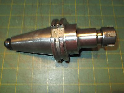 Machinist Tools * Cat 40 Tool Holder * Collet Chuck * Er-16 - 3.50