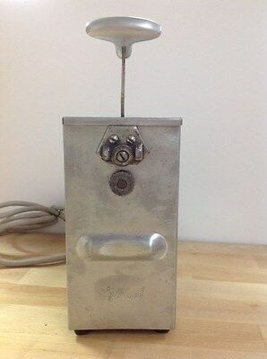 Edlund Electric Can Opener Commercial Model 266  WORKS