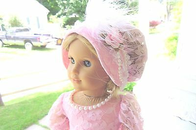 SUMMER 5 pc. REGENCY DRESSES  CLOTHES FOR AMERICAN GIRL CAROLINE & OTHER 18 ""