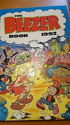 The Beezer Book Annual 1992