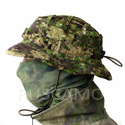 Original Russian BOONIE hat «Scout» (PenCott Green Zone)