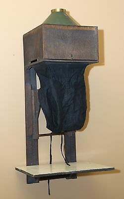Vintage Collectable Wooden Enlarger With Parallax Condenser