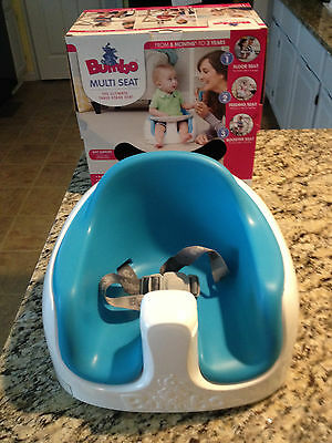 Bumbo Multi Seat With Tray Blue 3 in 1
