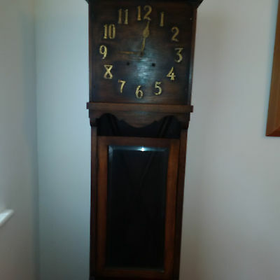 Longcase Wooden Clock