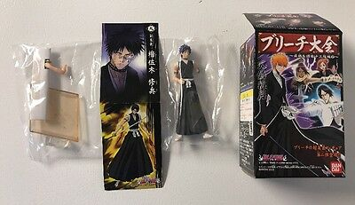 Bleach Complete works II 100% Authentic Figure Shuhei Hisagi