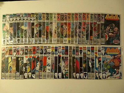large lot of witchblade comics - 60 issues from 1-185