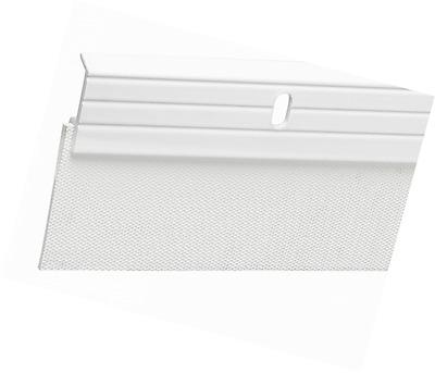 Frost King A79WHA Premium Aluminum and Reinforced Rubber Door Sweep 2-Inch by 36