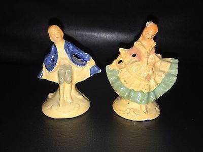 Vintage PRINCE & PRINCESS Figurines Lot of (2) **NOT MARKED**