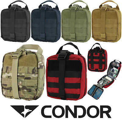 Condor MA41 Tactical MOLLE Multi-Purpose Rip-Away First Aid EMT Utility Pouch
