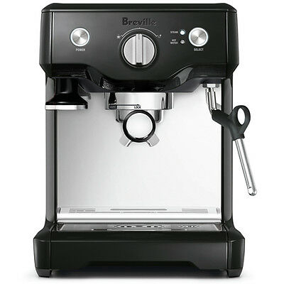 NEW Breville - BES810BKS - the Duo-Temp       Pro from Bing Lee