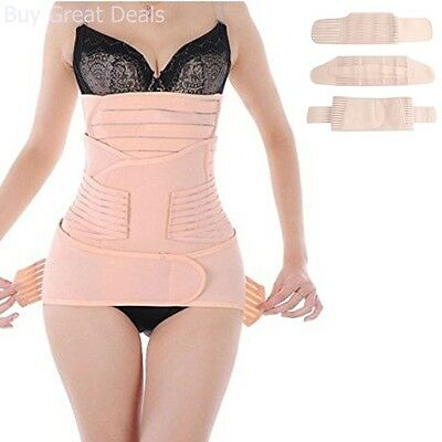 Belly Belt Post Pregnancy Postnatal Recovery Postpartum Support Wrap Band Girdle