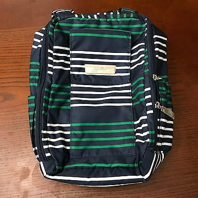 Ju Ju Be Coastal MiniBe Backpack Baby Diaper Bag Providence NEW